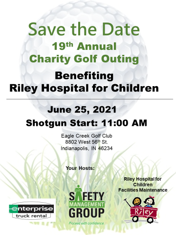 2021 SMG Golf Outing Flyer
