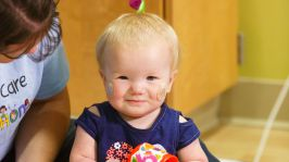 Support Riley kids like Caroline this holiday season.
