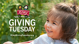 Riley Giving Tuesday, December 1, 2020