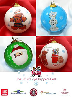 Gift of Hope Ornaments