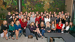 Women for Riley group photo