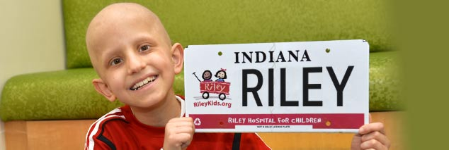 Riley license plate image